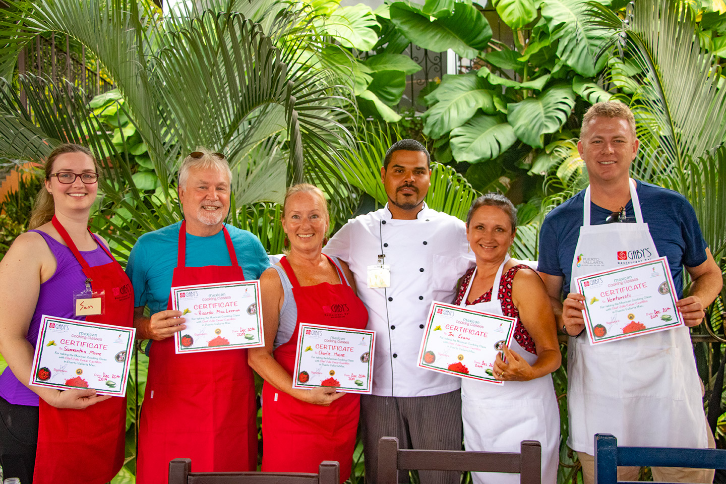 cooking classes chef puerto vallarta