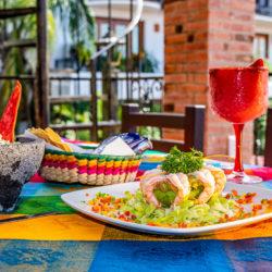 salad-shrimp-guacamole-puerto-vallarta